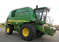 Зерноуборочный комбайн JOHN DEERE 9660 WTS 2002 года