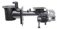 Механизм подачи топлива Pancerpol PPS Trio 25 кВт (Ретортная горелка на пеллете, угле и угольной мелочи), фото 1