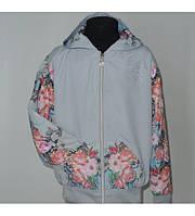 Ветровка - куртка на девочку ( 6-9 ) лет