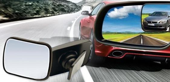 Панорамное зеркало заднего вида TOTAL VIEW