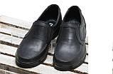 Чоловічі шкіряні туфлі Trafik City Style, фото 6