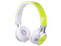 Наушники Vinga HSM040 White/Green (HSM040WG), фото 1