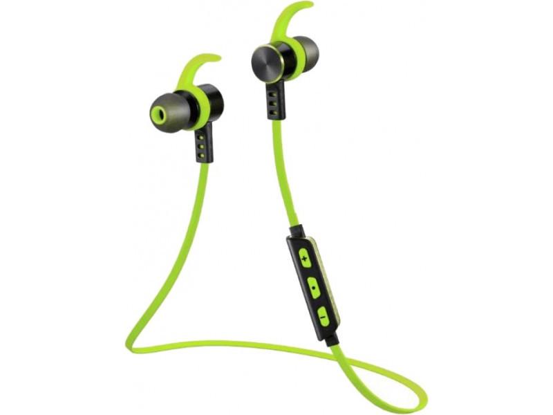 Наушники Vinga EBT050 Green (EBT050GR)