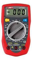 Карманный цифровой мультиметр UNI-T  UT33C