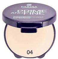 Компактна пудра для обличчя Parisa Cosmetics Prime And Fine №04 Ніжно бежевий