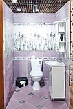 500х200 Керамічна плитка стіна Ірис 7С білий, фото 2
