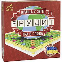 Настольная игра Arial Эрудит укр nwj.910107, КОД: 1330307
