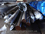 Нержавеющий круг 65,0 мм техническая сталь, фото 4