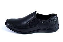 Чоловічі шкіряні туфлі Matador Officer shoes
