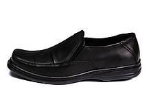 Чоловічі шкіряні туфлі Leon Clasic shoes