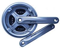 Шатуны Prowheel ТА-СM68 (42-34-24), L-175 мм., серебро