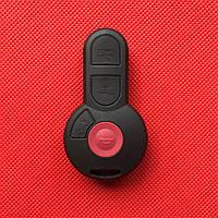 Корпус пульта для VOLKSWAGEN (Фольксваген) 3+1 кнопки Panic