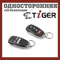 Автосигнализация сигнализация на авто с сиреной Tiger Amulet  PLUS