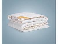 Тёплое пуховое одеяло 155Х215 Silver