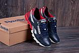Мужские кожаные кроссовки Reebok, фото 6