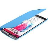 Чехол-книжка LG G3, белый, фото 3