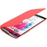 Чехол-книжка LG G3, белый, фото 4
