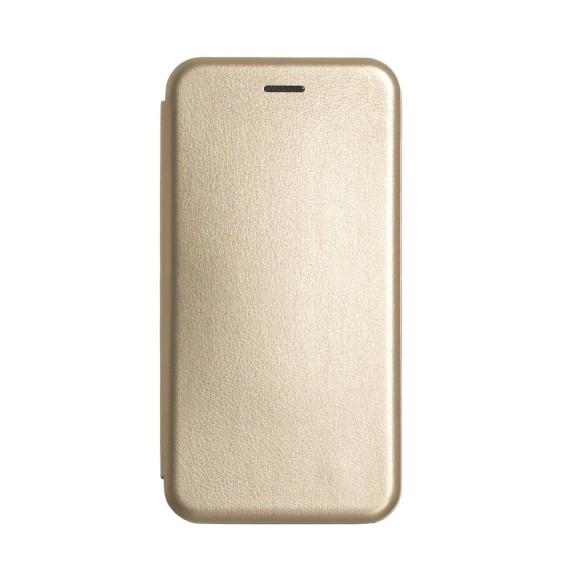 Кожаный чехол-книжка для Apple iPhone 6 Plus