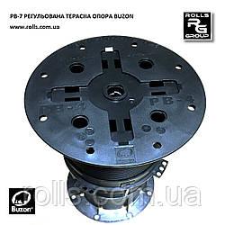 PB-7 Регульована опора h365-485мм без коректора ухилу Buzon тераса, вимощення басейну