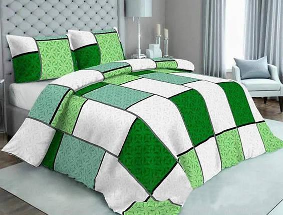 Комплект постельного белья на кнопках Atelier Romana бязь полуторной 145х210, фото 2
