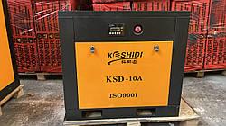 Воздушный винтовой компрессор - 1,2 м3/мин 7 бар