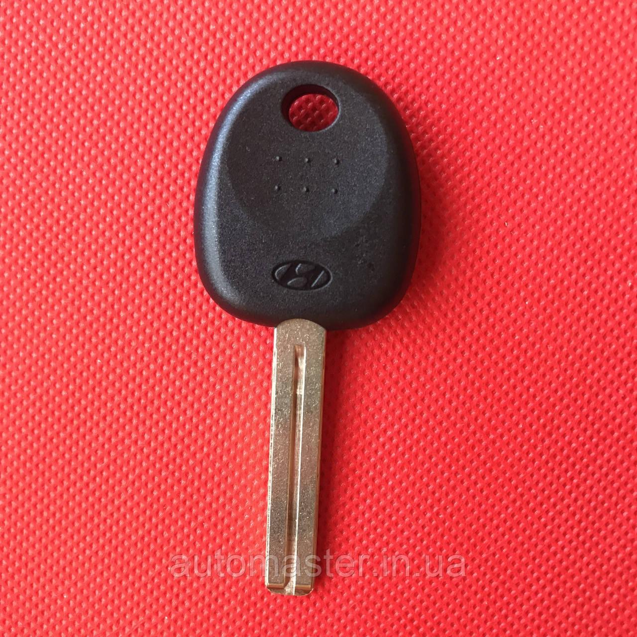 Корпус заготовки ключа HYUNDAI (Хундай) i10, i20, i30, ix35, i40, ix35