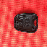 Крышка Корпуса авто ключа для PEUGEOT (Пежо)  2 - кнопки, фото 2