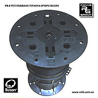 PB-8 Регулируемая опора h462-605мм без корректора уклона Buzon терраса, отмостка бассейна
