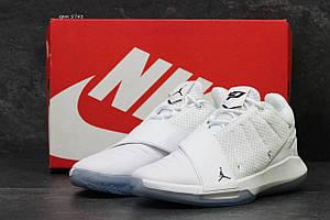 Кроссовки мужские Nike Air Jordan White,сетка