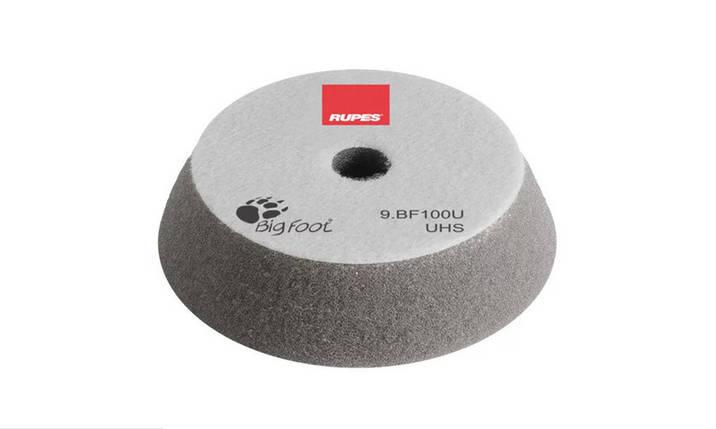 Полировальный круг поролоновый для керамических лаков - Rupes BigFoot uhs 80/100 мм. серый (9.BF100U), фото 2