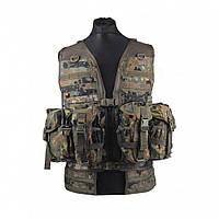 Разгрузочный жилет Tasmanian Tiger  Ammunition Vest  FT Flecktarn II