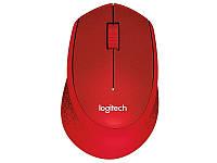 Мышь Logitech M330 Silent Plus Red (910-004911), фото 1