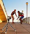 Гибкий Настольный Мини Штатив Трипод Осьминог Z01 для Телефона Экшн Камеры 17 см, фото 9