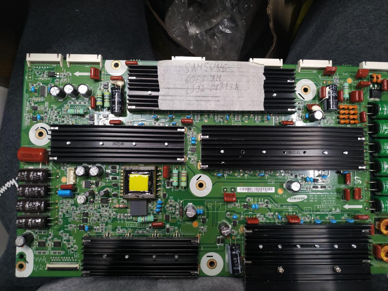 Y-SUS Board Samsung (LJ92-01873A) (LJ41-10174A) до телевізора Samsung PN60E6500, PN60E7000 ,PN60E8000