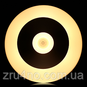 Світильник (нічник) з датчиком руху