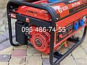 Генератор бензиновый Edon ED-PT3300 3.3 кВт медная обмотка, фото 3