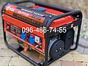 Генератор бензиновый Edon ED-PT3300 3.3 кВт медная обмотка, фото 7