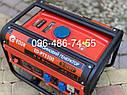 Генератор бензиновый Edon ED-PT3300 3.3 кВт медная обмотка, фото 8