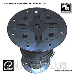PB-9 Регульована опора h537-725мм без коректора ухилу Buzon тераса, вимощення басейну