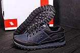 Мужские кожаные кроссовки New Balance Clasic Blue, фото 8
