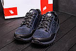 Мужские кожаные кроссовки New Balance Clasic Blue, фото 9