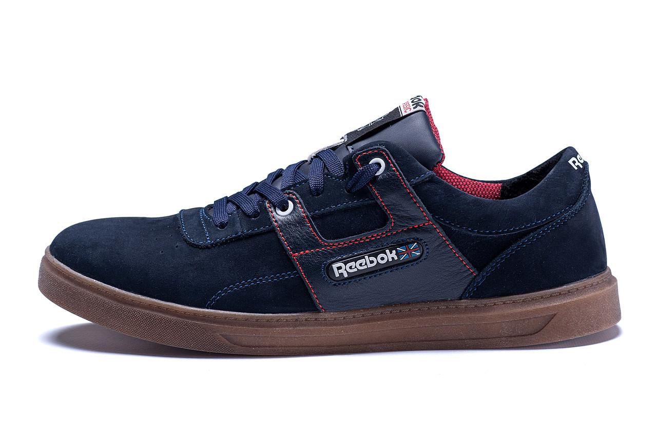 Чоловічі шкіряні кросівки Reebok