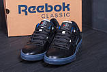 Чоловічі шкіряні кросівки Reebok, фото 8