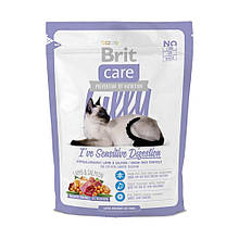 Корм для котов Brit Care Cat Lilly 0,4кг