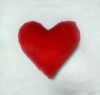 М'яка іграшка Серце, 17 см червоне