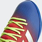 Детские сороконожки Adidas Nemeziz Messi Tango 18.3 TF Оригинал Eur 38.5 (24.5 см), фото 5