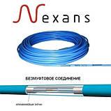 Тонкий нагревательный кабель Nexans Millicable FLEX 15 1200W, фото 2