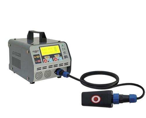 Комплект для беспокрасочного удаления вмятин (индукционного типа) G.I.KRAFT GI12225