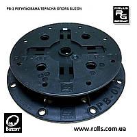 PB-1 Регулируемая опора h42-60мм без корректора уклона Buzon терраса, отмостка бассейна