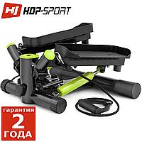 Степпер Hop-Sport HS-035S Joy Черно-зеленый